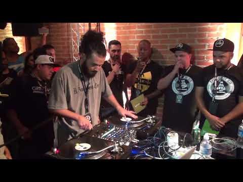 SOCO NA GANGRENA FINAL DJ GIO MARX VS DJ FABINHO BW
