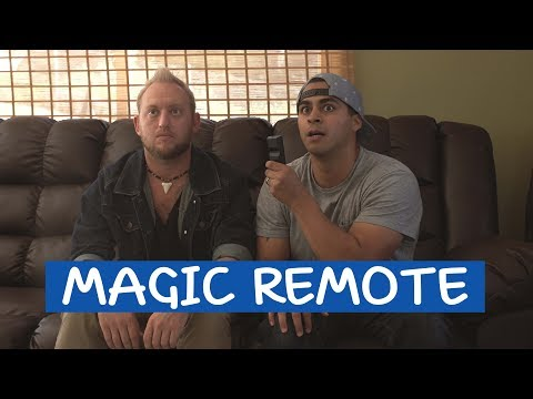 The Magic Remote - David Lopez