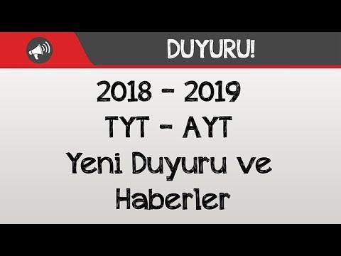 101 Soruda TYT/AYT Başlıyor, 2019 Çalışma kılavuzu Geliyor