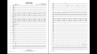 Symphonic Suite from Star Trek arranged by Jay Bocook