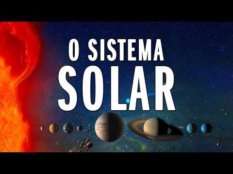 Conhecendo o Sistema Solar - Descomplicando a Astronomia