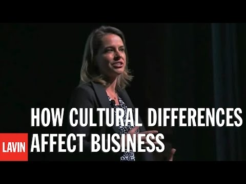 Business Speaker Erin Meyer: How Cultural Differences Affect Business