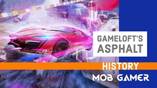 Asphalt History 2004 - 2016