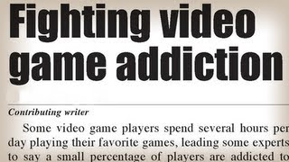 Addicted to Video Games? Blame Game Developers