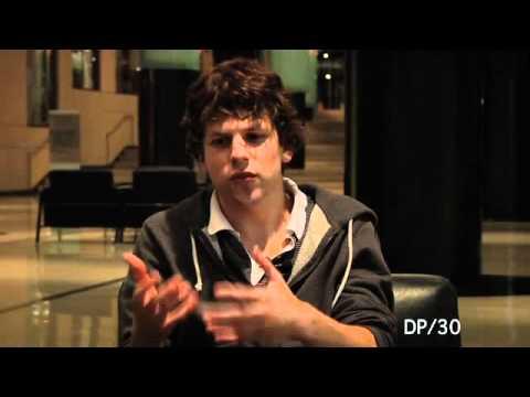 DP/30: The Social Network, actors Jesse Eisenberg, Andrew Garfield
