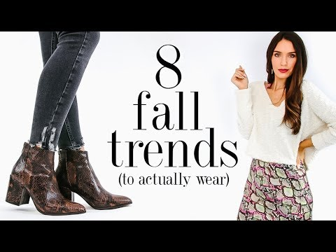 8-fall-fashion-trends-to-actually-wear-in-2019!