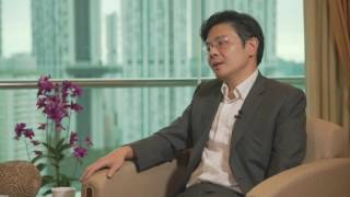 Part 9 of 16: Minister Lawrence Wong on urban farming in Singapore