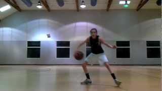 Amazing Basketball Girl