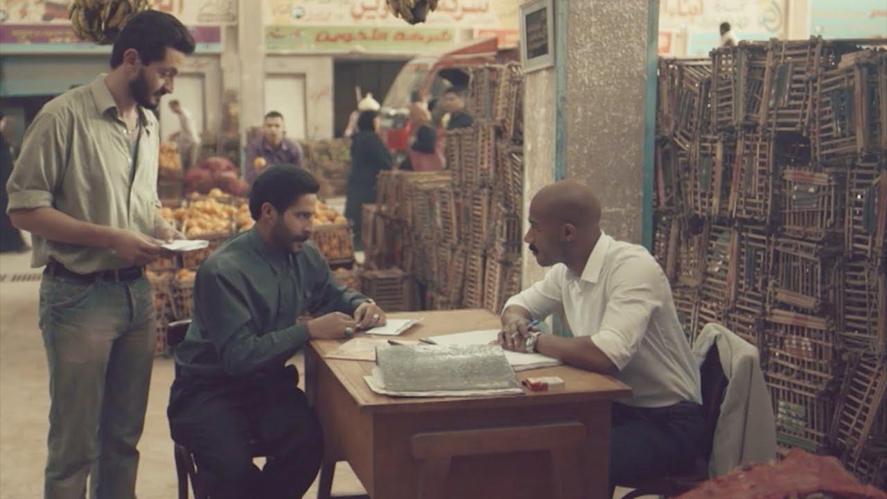 زلزال يسلم أسامة وسلام ارباحهم في التجارة / مسلسل زلزال - محمد رمضان