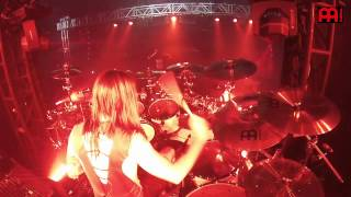 "Chris Adler Lamb of God Live ""Walk With Me In Hell"""
