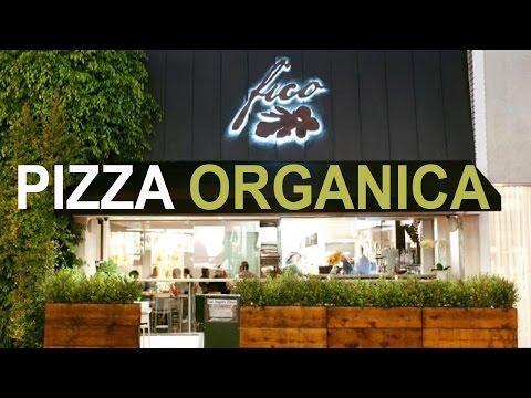 Mejor Pizza Orgánica de Los Angeles   310-271-3426   Restaurante Italiano Saludable