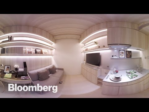 Thumbnail: Tour a $500,000 Microflat in 360