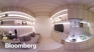 Tour a $500,000 Microflat in 360 thumbnail