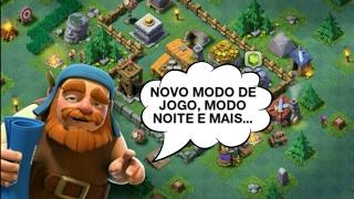Clash of Clans - NOVA ATUALIZAÇÃO INSANA!!! NOVO MODO DE JOGO, MODO NOITE E MAIS...