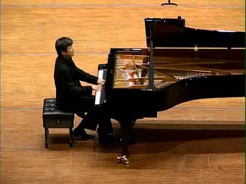 Ning An Chopin Fantasie-Impromptu op. 66 Live 2010