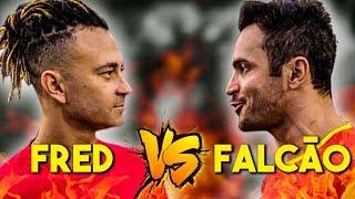 Finalmente a GRANDE revanche: Fred x Falcão!
