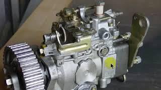 fuite gasoil pompe injection lucas  - تسرب مازوت من مضخة الديزل
