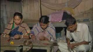 Traditionellen Schmuck, der in Bangladesch