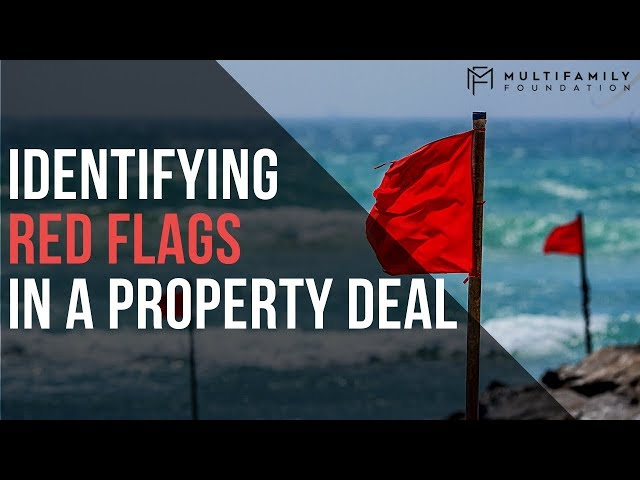 Identifying Red Flags in a Property Deal