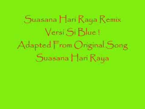 suasana hari raya remix songs