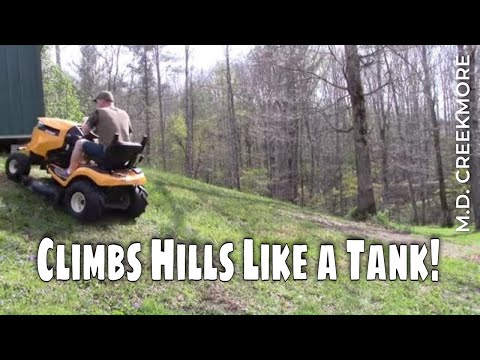 Carlisle Super Lug Lawn & Garden Tires [Review]