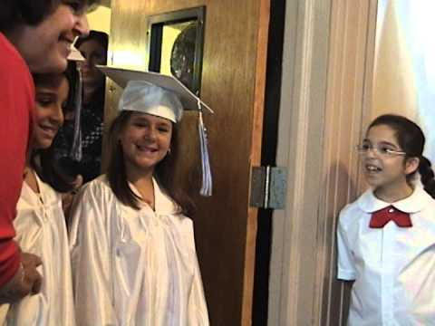 P.S. 215 The Morris H.Weiss School Graduating Class 2008 Part 1