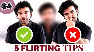 5 Irrisistable Flirting Tips | How to Flirt with a Guy Without Being Obvious