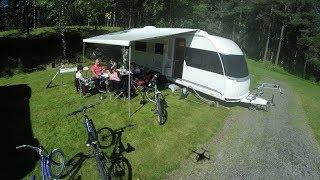Станьте зрителем путешествия с Домами на колесах в Норвегию, которое проходит сейчас. Нас 10 экпажей