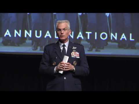 NCLS 2017 General Paul Selva, Vice Chairman of the Joint Chi