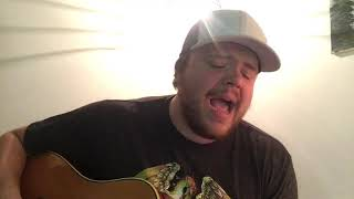 Old Town Road - (Lil NasX /Billy Ray Cyrus) Caleb Johnson acoustic rock cover