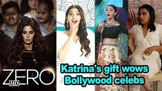 SRK's birthday gift to Katrina wows Bollywood celebs