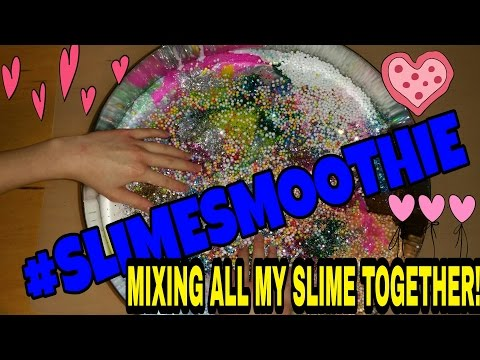 how to make iceberg slime instructions