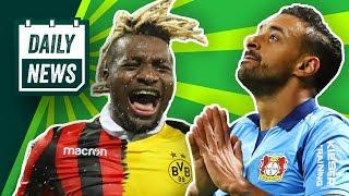 Allan Saint-Maximin zum BVB? Havertz bleibt bei Bayer 04! FC Bayerns Plan gegen Liverpool!