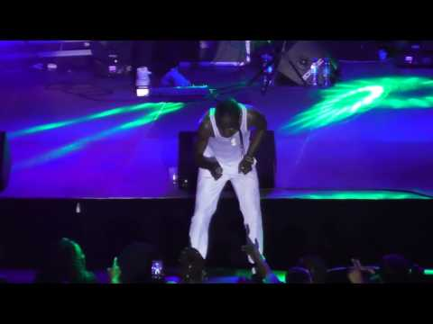 Ghost Cries Rape During Live Performance @ Grenada