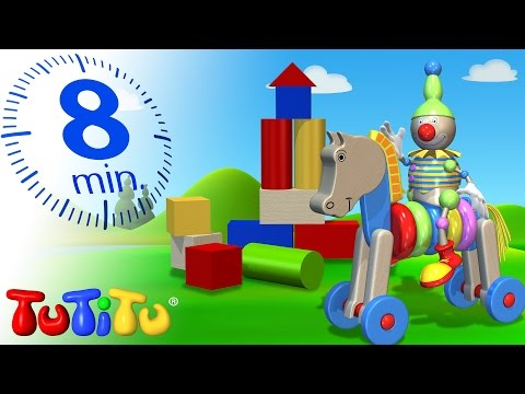 TuTiTu Specials | Wooden Toys for Children | Wooden Cars, Wooden Blocks and More!