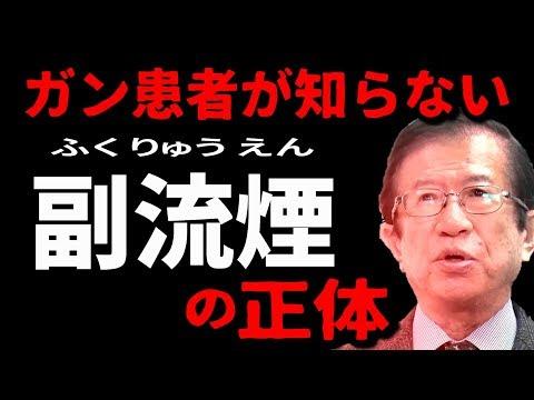 【武田邦彦】副流煙の正体!がん患者が知らないことはそれだけではありません・・・※副流煙が嫌われるのは当然だと思いますがこれは人類レベルの話です。また武田先生は喫煙者ではありません