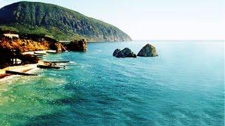 Крым, Ялта, Гурзуф. Лот №1483 Продажа дома с видом на море и гору Аю-Даг и скалы Ай-Далары...
