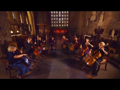 Christmas Card 2016: Silent Night (Cello Octet)