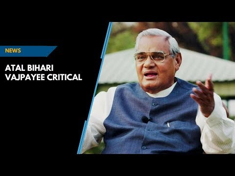 Former PM Atal Bihari Vajpayee on life support, politicians descend at AIIMS