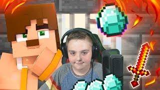 CALLUMLA  ELMAS KAVGASI YAPIYORUZ (Minecraft)