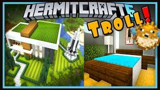 Hermitcraft Season 6: Crazy Progress & Puffer Troll!  (Minecraft 1.13.2  Ep.57)