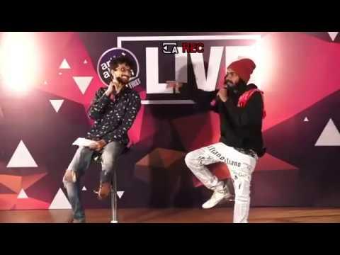 Emiway Bantai   machayenge LIVE Interview