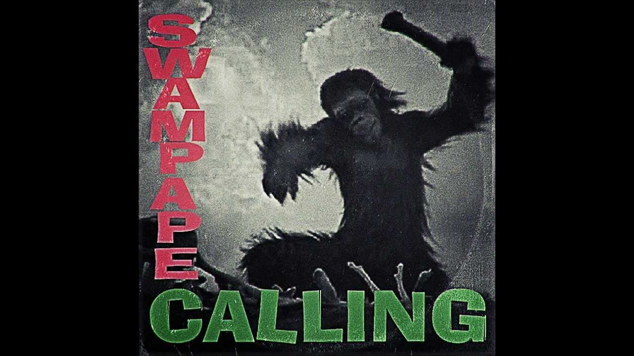 Swamp Ape – Endless Blockades For the Pussyfooters [G.I.S.M.]