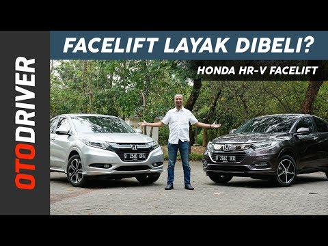 Honda HR-V Facelift 2018 Review Indonesia | OtoDriver | Supported by MBtech