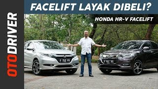 Download lagu Honda HR-V Facelift 2018 Review Indonesia | OtoDriver | Supported by MBtech