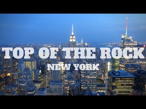 MIRADOR TOP OF THE ROCK - NUEVA YORK