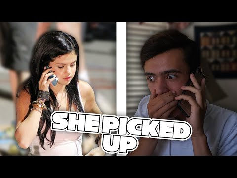 CALLING SELENA GOMEZ!!! (She Picked Up...)