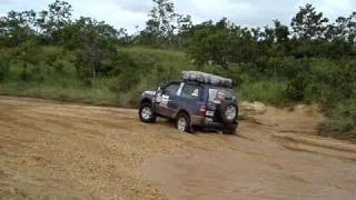 Fun Race 4x4 Cantaura 2008 Videos De Viajes