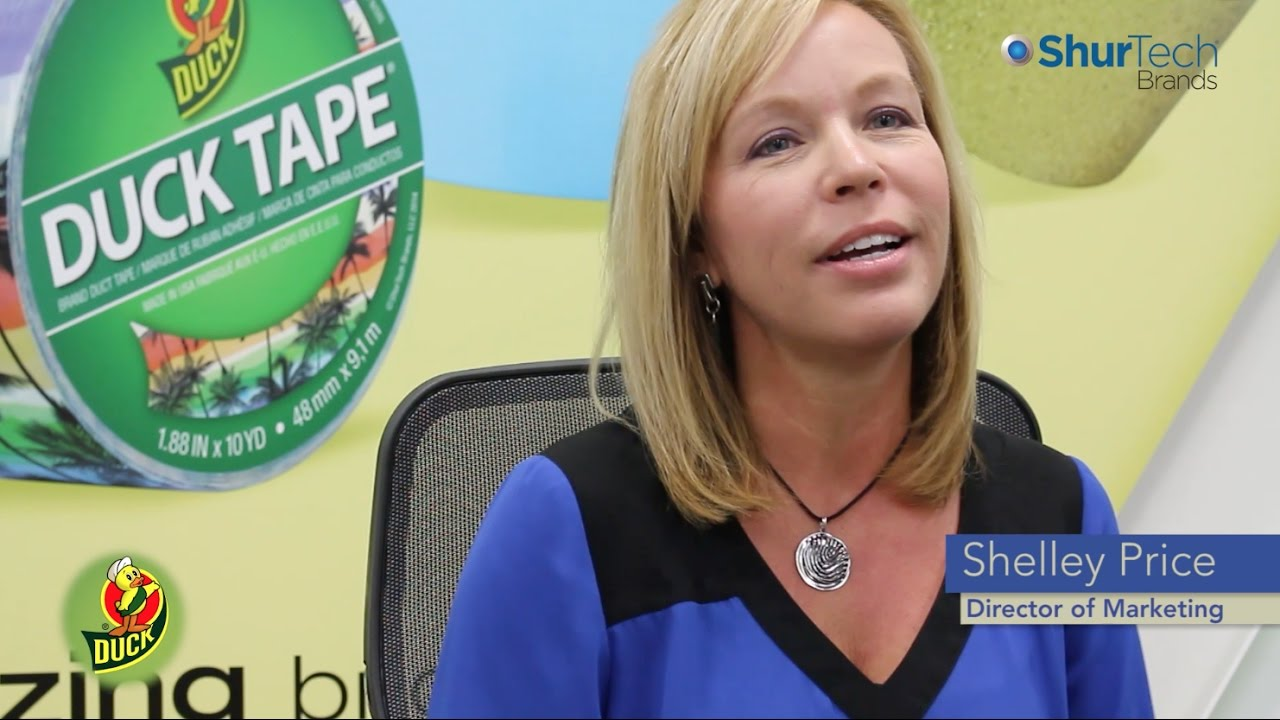Shelly Price, Director of Marketing - ShurTech Brands