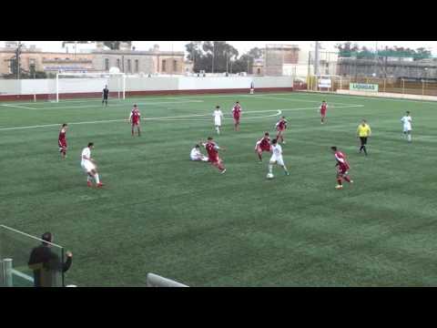 Armenia - Andorra 19.02.2017 5 - 3 U16 UEFA Tment  1 Half